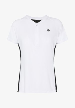 OUTDARE - T-shirt con stampa - white