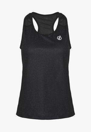 ARDENCY - Camiseta de deporte - black/white