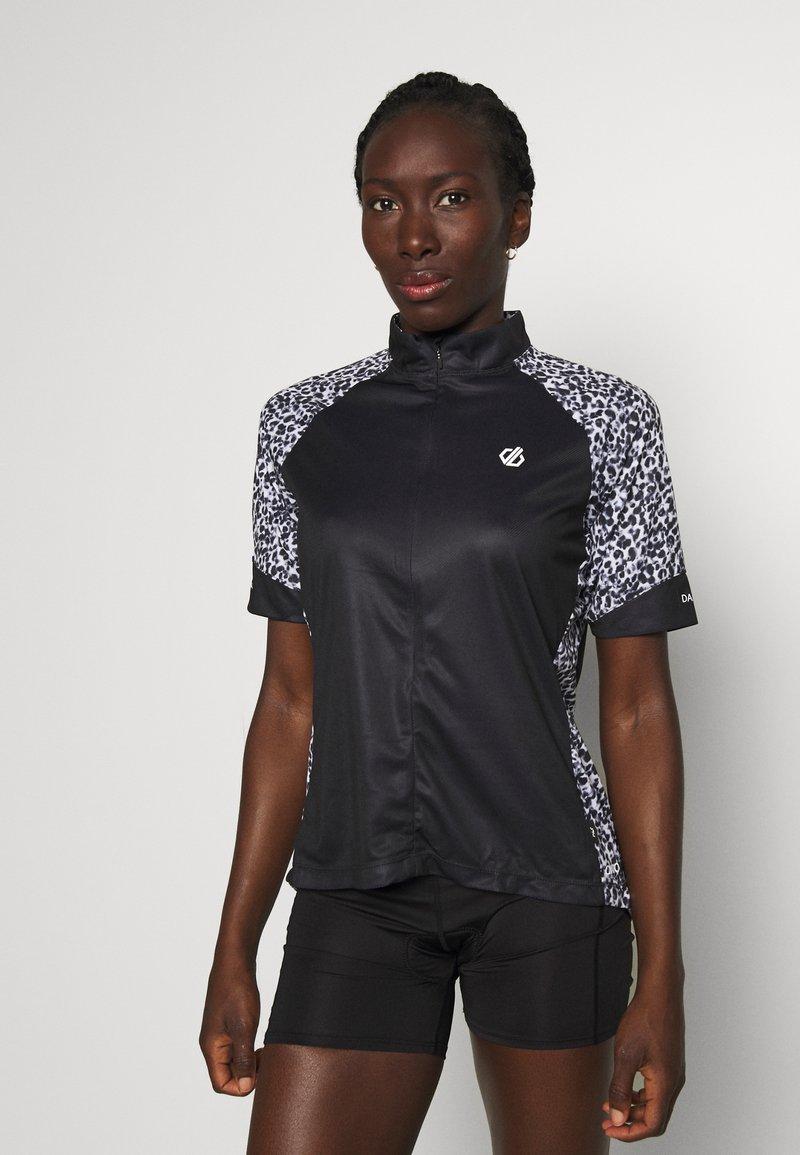 Dare 2B - ELABORATE - T-Shirt print - black/white zoo