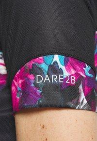 Dare 2B - ELABORATE - T-Shirt print - active pink/black - 5