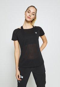 Dare 2B - DEFY TEE - Print T-shirt - black - 0