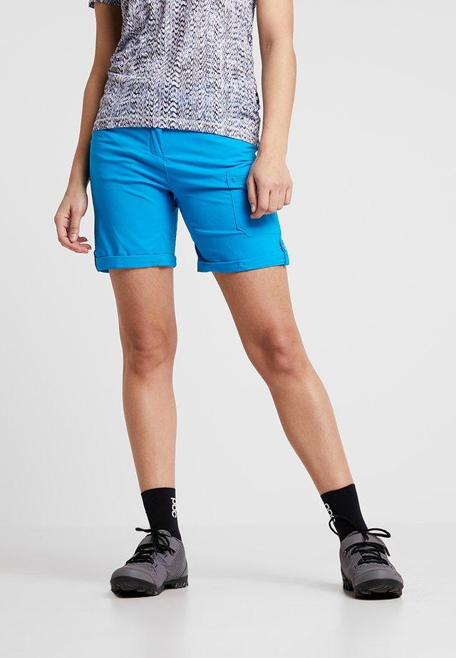 MELODIC SHORT - Sports shorts - blue jewel