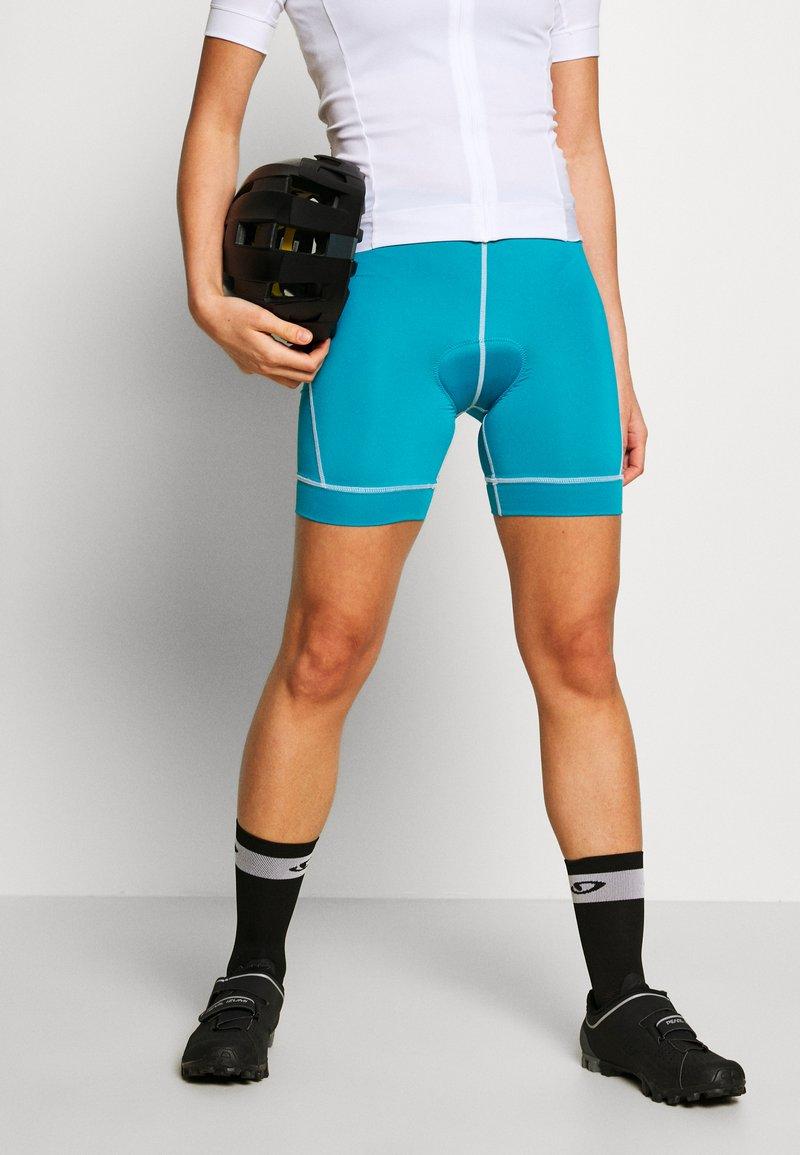 Dare 2B - HABIT SHORT - Leggings - turquoise