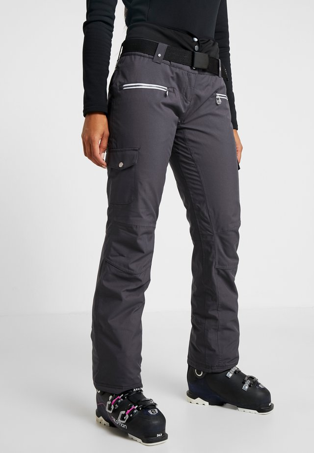 LIBERTY PANT - Schneehose - ebony grey