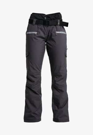 LIBERTY PANT - Pantaloni da neve - ebony grey