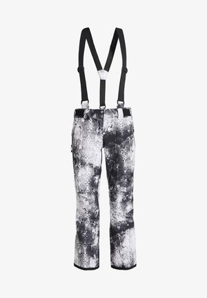 EFFUSED PANT - Pantalon de ski - monochrome