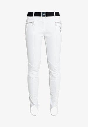 PROMINENCY PANT - Pantaloni da neve - white