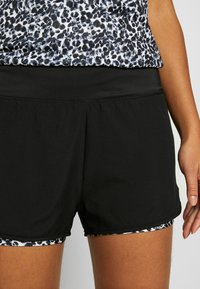 Dare 2B - OUTRUN - Friluftsshorts - black - 3