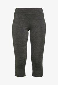 Dare 2B - INFLUENTIAL - 3/4 sportovní kalhoty - charcoal grey - 5