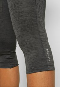 Dare 2B - INFLUENTIAL - 3/4 sportovní kalhoty - charcoal grey - 6