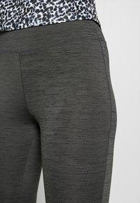 Dare 2B - INFLUENTIAL - 3/4 sportovní kalhoty - charcoal grey - 4