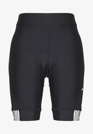 PROPELL SHORT - Punčochy - black/white