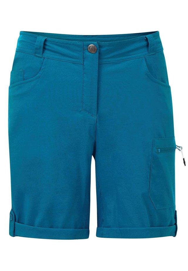 MELODIC KURZE WANDER - Sports shorts - petrol blue