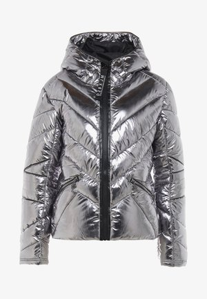 COUNTESS JACKET - Skijakke - chrome