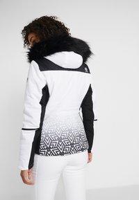 Dare 2B - ICEGLAZE JACKET - Ski jas - white - 2