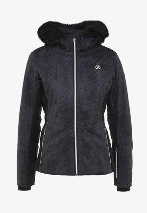 ICEGLAZE JACKET - Ski jacket - black