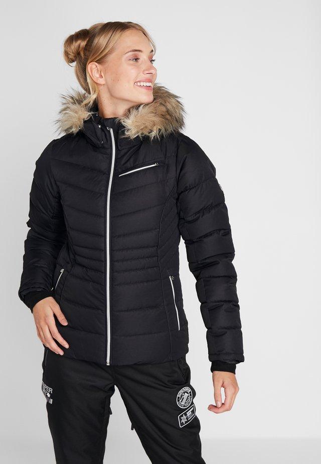 GLAMORIZE JACKET - Ski jacket - black