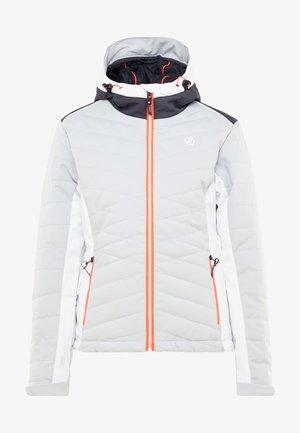 SIMPATICO JACKET - Lyžařská bunda - argent grey