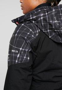 Dare 2B - PURVIEW JACKET - Ski jas - black - 8