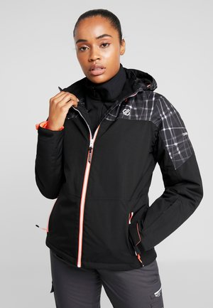 PURVIEW JACKET - Giacca da sci - black