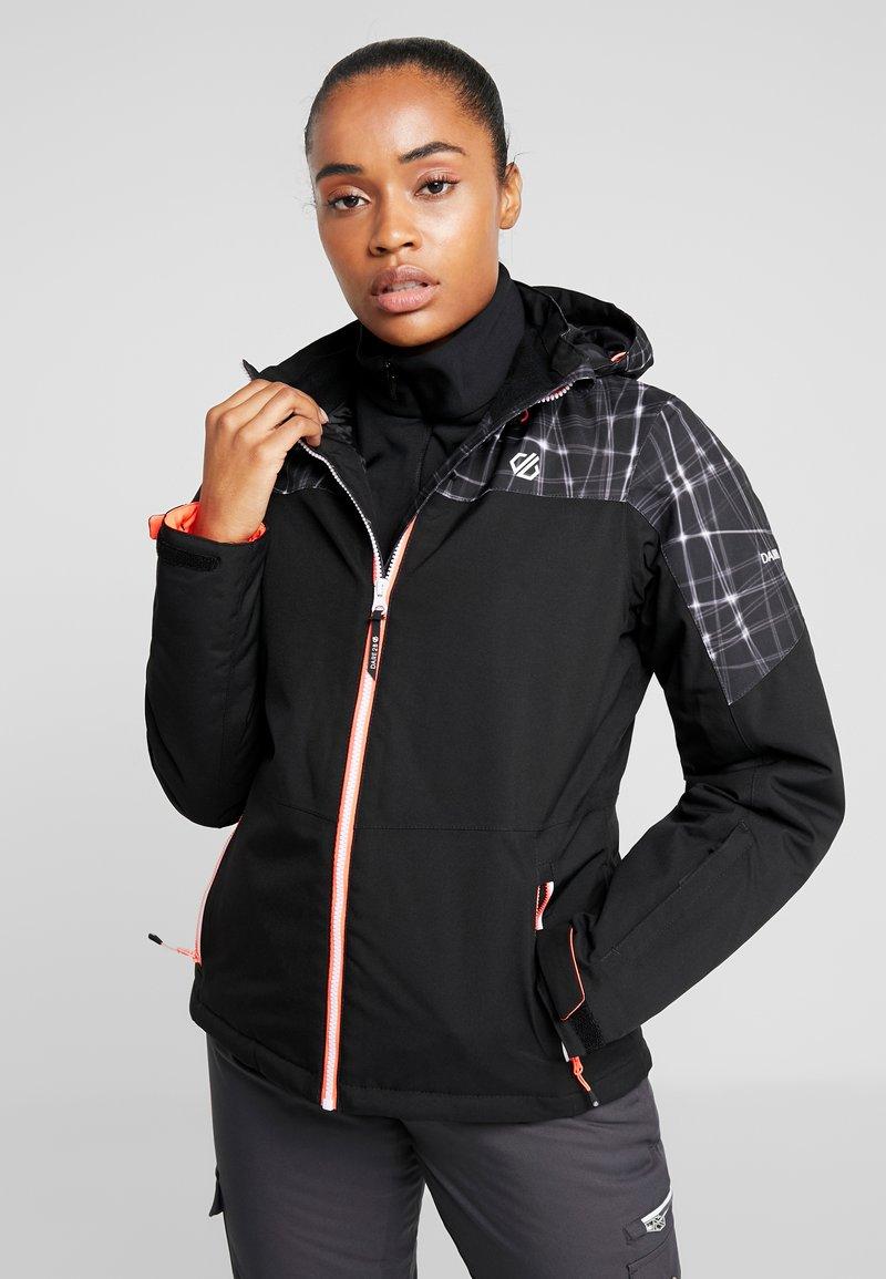 Dare 2B - PURVIEW JACKET - Ski jas - black