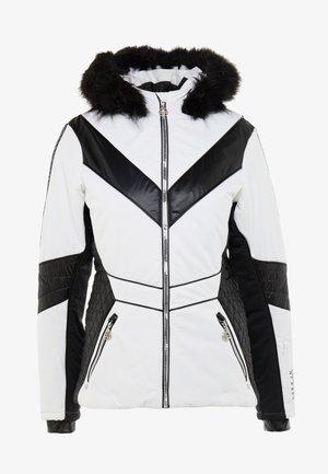 EMPEROR SKI - Veste de ski - white/black