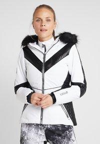 Dare 2B - EMPEROR SKI - Veste de ski - white/black - 0