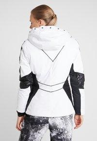 Dare 2B - EMPEROR SKI - Veste de ski - white/black - 3