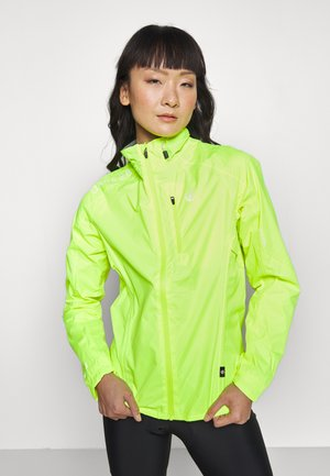 MEDIANT - Windbreaker - fluro yellow