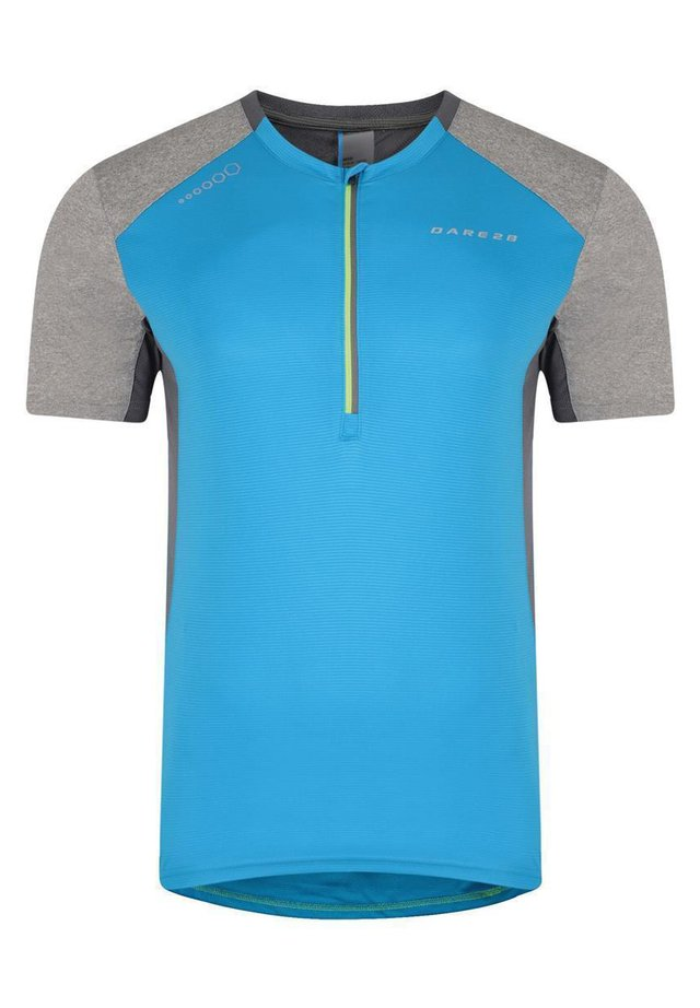 ACTIVE ATTEST  - Print T-shirt - blue