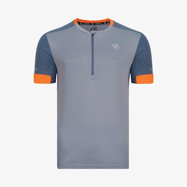 EQUALL  - Print T-shirt - grey