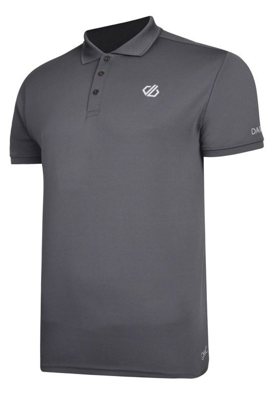 DELINEATE  - Polo shirt - quarry grey