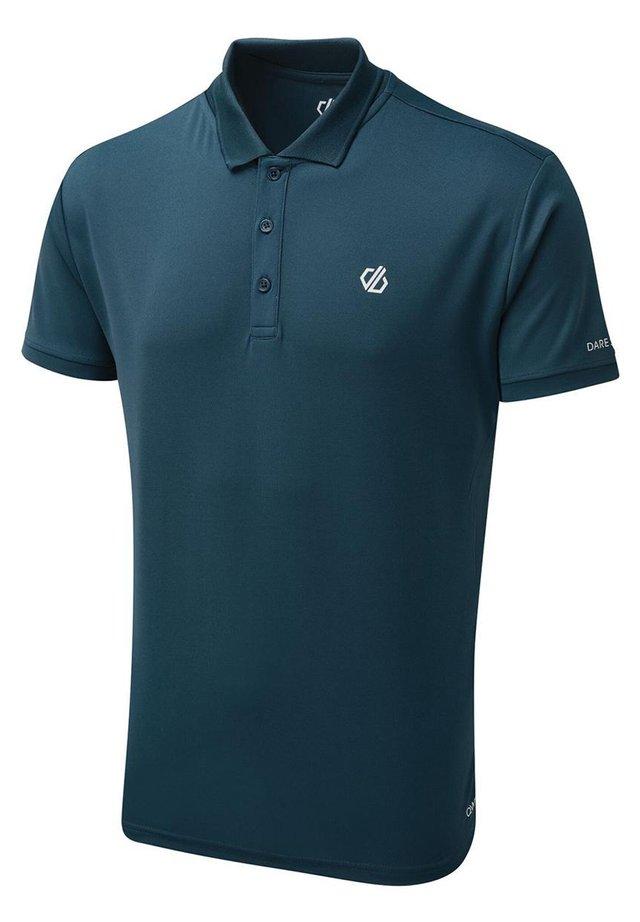 DELINEATE  - Polo shirt - majolicablue