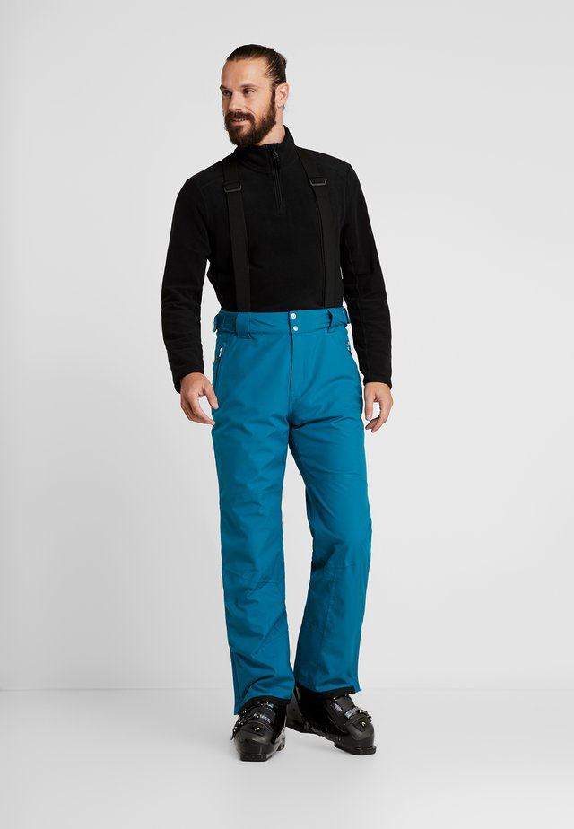 ACHIEVE PANT - Pantaloni da neve - ocean depths