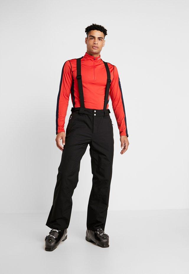 ACHIEVE PANT - Pantalon de ski - black