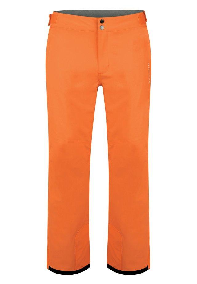 CERTIFY II  - Outdoor trousers - vibrantornge