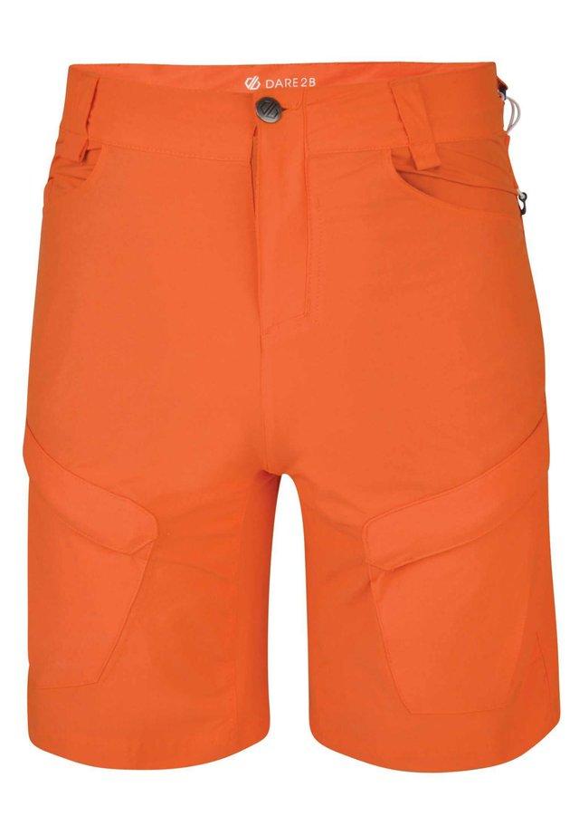 Outdoor shorts - blaze orange