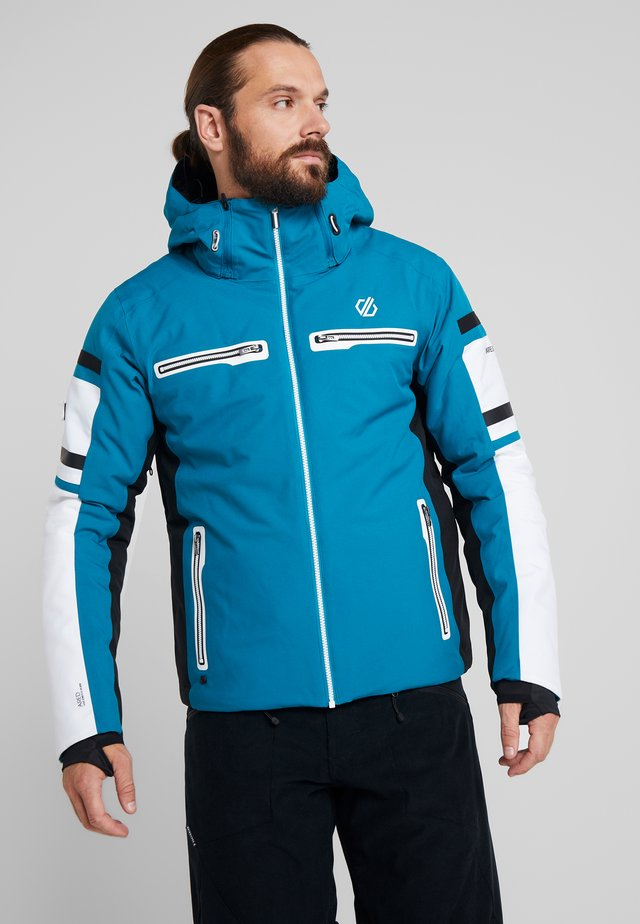 OUTSHOUT JACKET - Skijacke - ocean depths