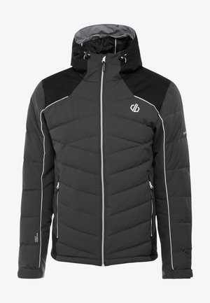 MAXIM JACKET - Skijacke - ebony/black