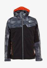 ANOMALY JACKET - Ski jacket - black