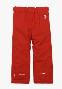 Dare 2B - OUTMOVE PANT - Zimní kalhoty - fiery red - 2