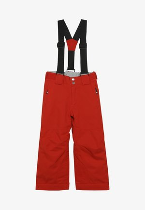 OUTMOVE PANT - Snow pants - fiery red