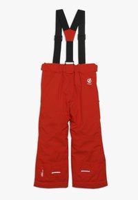 Dare 2B - OUTMOVE PANT - Zimní kalhoty - fiery red - 1
