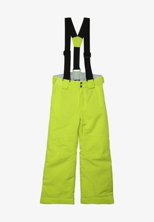 OUTMOVE PANT - Snow pants - citron lime