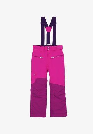 TIMEOUT PANT - Zimní kalhoty - cyberpink