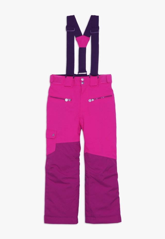 TIMEOUT PANT - Snow pants - cyberpink