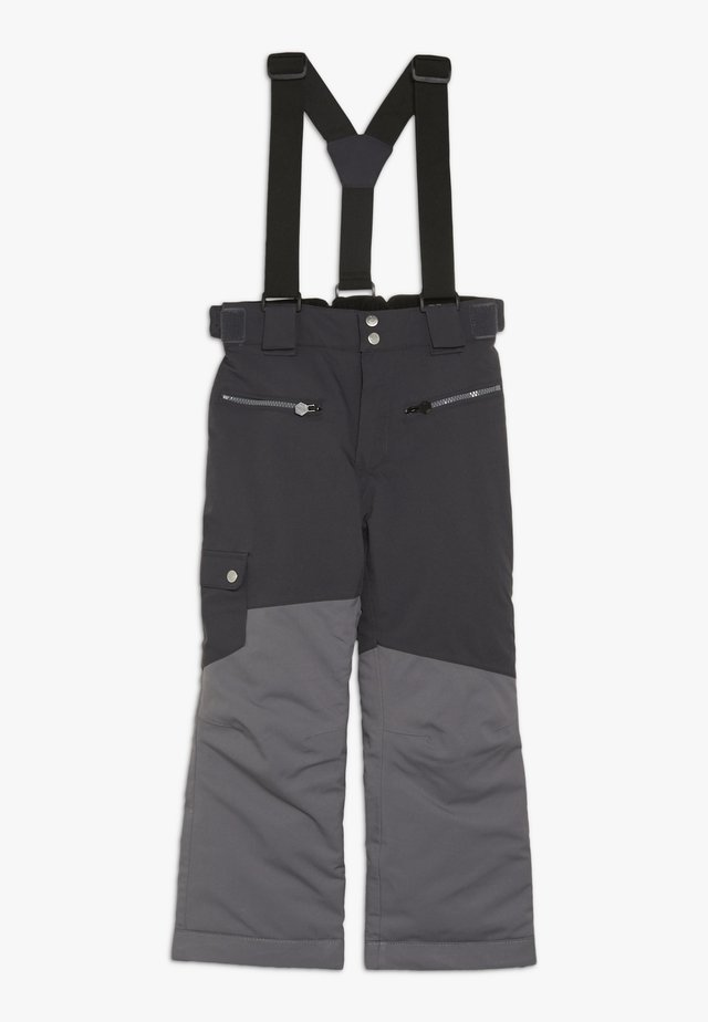TIMEOUT PANT - Snow pants - ebony/algrey