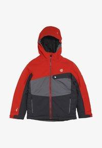 Dare 2B - WREST JACKET - Ski jacket - algrey aluminium/citron - 4