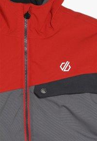Dare 2B - WREST JACKET - Ski jacket - algrey aluminium/citron - 5
