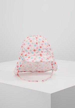 KIDS NACKENSCHUTZ PUNKTE - Klobouk - light pink/multicolor